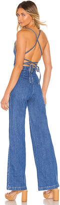 Stoned Immaculate Jean Genie Jumpsuit.