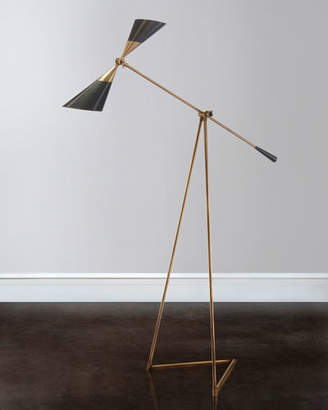 John-Richard Collection Mid-Century Floor Lamp
