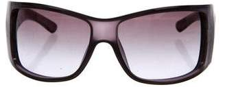 Christian Dior Oversized Gradient Sunglasses