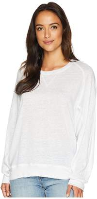 Kenneth Cole New York Raglan Combo Top Women's Clothing