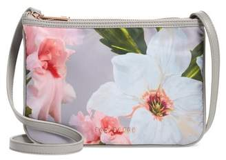 Ted Baker Chatsworth Bloom Nylon Crossbody Bag