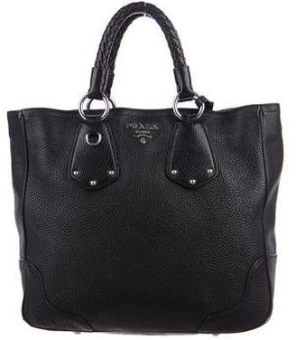 Prada Vitello Daino Shopper