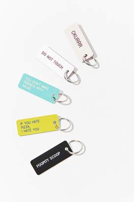 Various Keytags Keychain