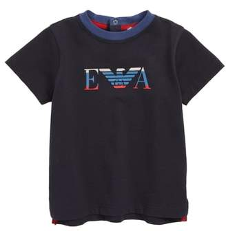 Armani Junior Graphic T-Shirt