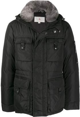 Peuterey hooded down jacket