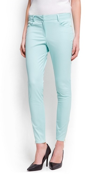 MANGO Outlet Skinny Trousers