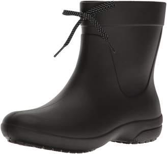 Crocs Women's Freesail Shorty Rain Boot