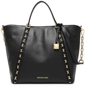 MICHAEL Michael Kors Embellished Leather Tote