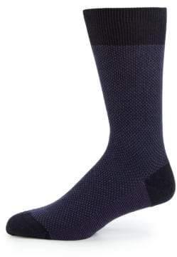 Pantherella Lombard Wool& Nylon Dress Socks
