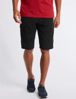Marks and Spencer Cotton Rich Trekking Shorts
