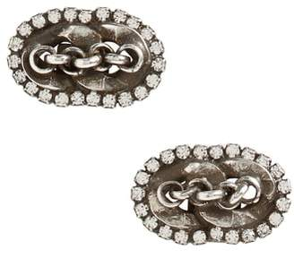 Dannijo Kristof Stud Earrings