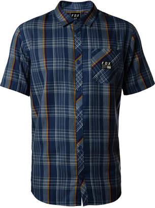 Fox Men's Rowher Plaid Poplin Work Shirt