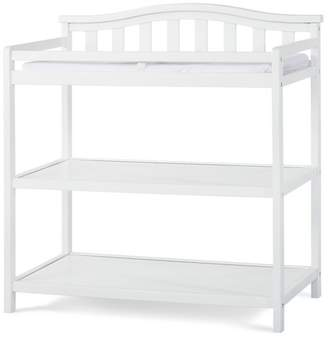 Child Craft Camden Arch Top Changing Table