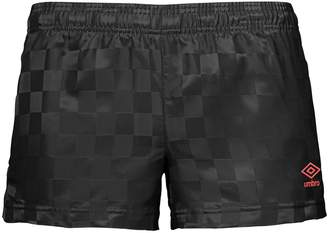Umbro Women's Checkboard Shorts