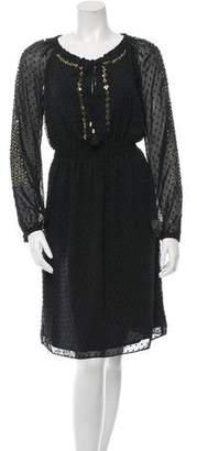 Altuzarra Sequin Embellished Dress