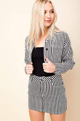 Timeless Stripe Jacket