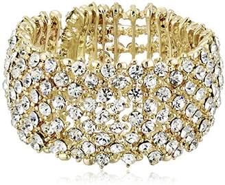 "Amrita Singh Victorian"" Eve Gold Stretch Bracelet"