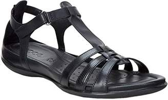 Ecco Womens Flash T-Strap Gladiator Sandal