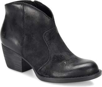 Børn Womens Michel Almond Toe Ankle Fashion Boots Size 7.0