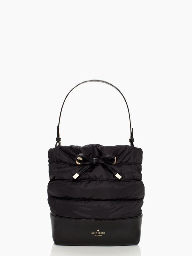 Kate Spade West valley quilted nylon valentine
