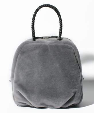Ancheri (アンシェリ) - ancheri マルチポケット付ウール トートバッグ