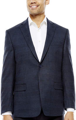 COLLECTION Collection by Michael Strahan Patterned Sport Coat - Classic Fit