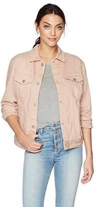 AG Adriano Goldschmied Women's The Nancy Denim Jacket