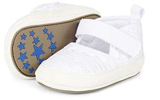 Sterntaler Baby Girls' 2301603 Crawling White Size: 16