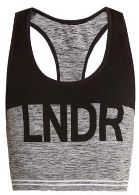 Lndr - Cadet Compression Performance Bra - Womens - Grey