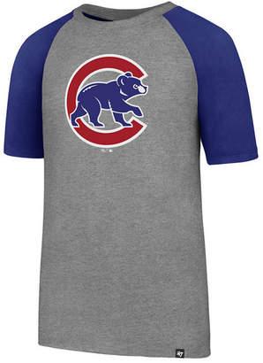 '47 Chicago Cubs Super Rival Raglan T-Shirt, Big Boys (8-20)
