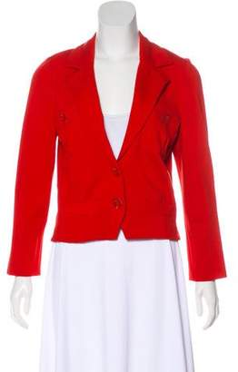 Marc by Marc Jacobs Knit Notched Lapel Blazer