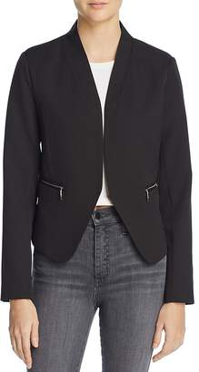 Aqua Zip Pocket Blazer - 100% Exclusive