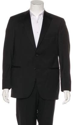 Loro Piana Barney's New York Wool Two-Button Blazer