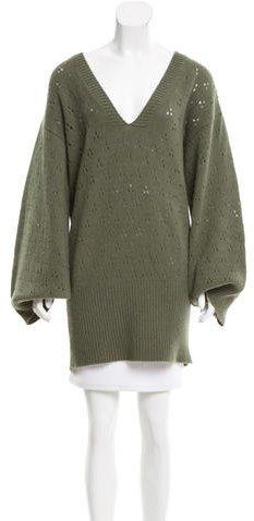 Iro Oversize Open Knit Sweater
