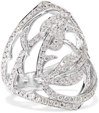 Stephen Webster 18-karat White Gold Diamond Ring - 7