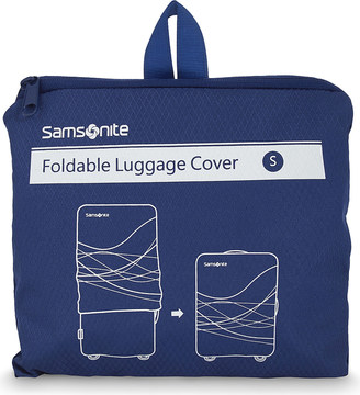 Samsonite Foldaway small luggage cover $21 thestylecure.com