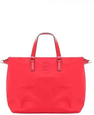 Tory Burch Tilda Slouchy Nylon Shoulder Bag