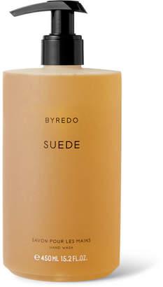 Byredo Suede Hand Wash, 450ml - Gold