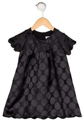 DKNY Girls' Polka Dot Dress