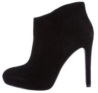 Ash Beluga Suede Ankle Boots