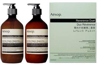 Aesop Reverence Aromatique Hand Care Duo