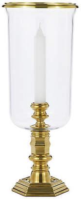 "Ralph Lauren Home Classic 20"" Hurricane - Gold/Clear"