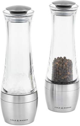 Cole & Mason Amesbury Salt & Pepper Grinder Set