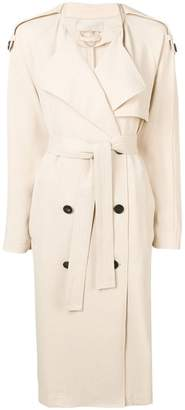 Vanessa Bruno double-breasted trench coat