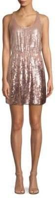 Parker Sequin Tank Dress