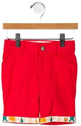 Little Green Radicals Boys' Sunshine Shorts w/ Tags