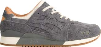 Asics Gel-Lyte III Packer Shoes x J. Crew Charcoal Suede
