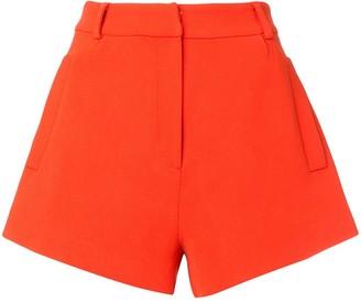 Macgraw tailored mini shorts