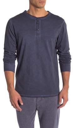 Threads 4 Thought Long Sleeve Henley Shirt