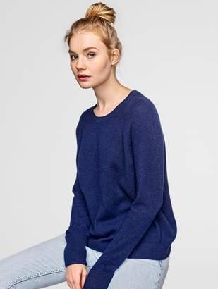 White + Warren Essential Cashmere Sweatshirt